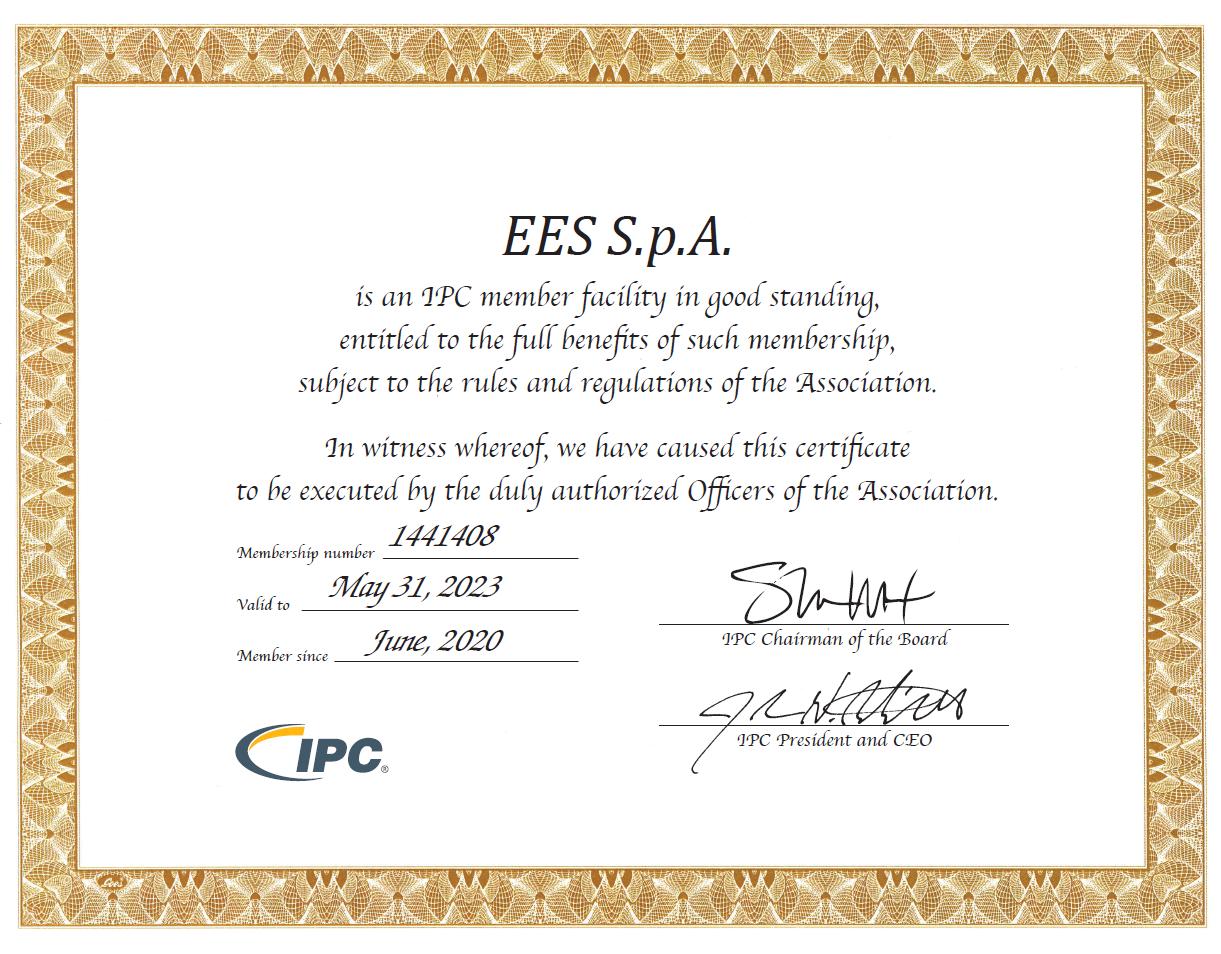 IPC Members EES SpA